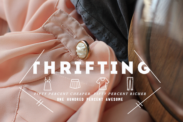 thrifting logo