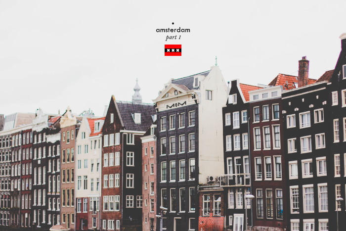 the red light - amsterdam