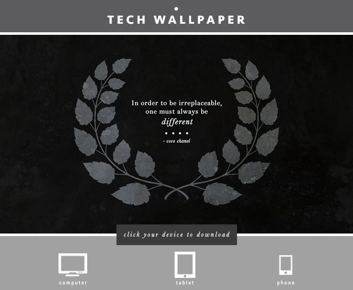 tech wallpaper