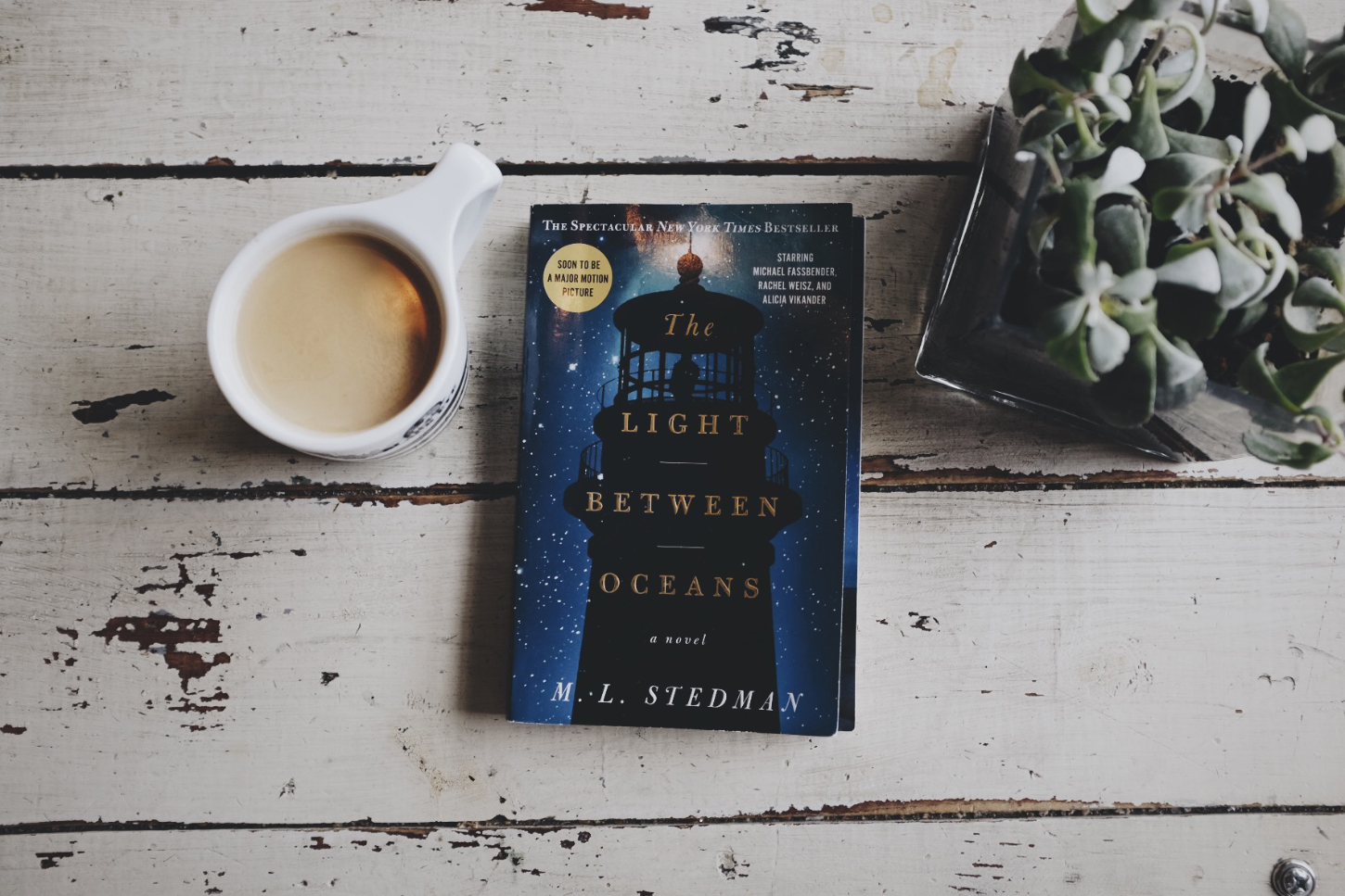 Light Between the Oceans by M.L. Stedman